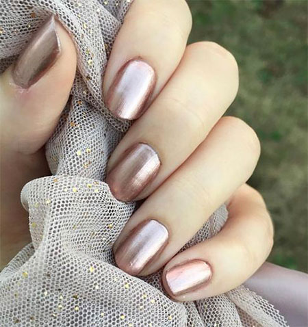 20-Metallic-Gold-Chrome-Nails-Art-Designs-Ideas-2017-16
