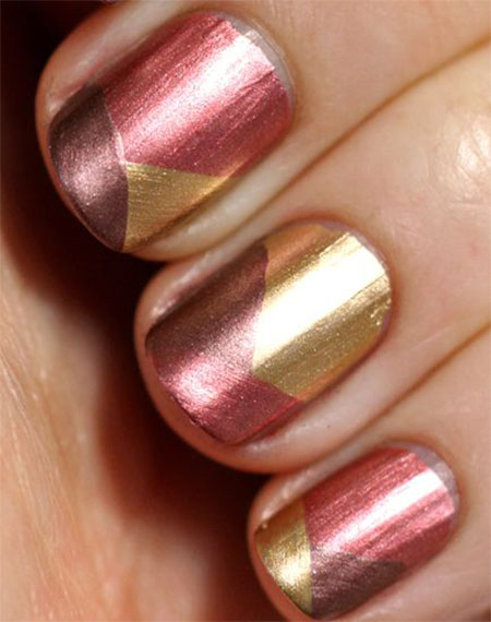 20-Metallic-Gold-Chrome-Nails-Art-Designs-Ideas-2017-17