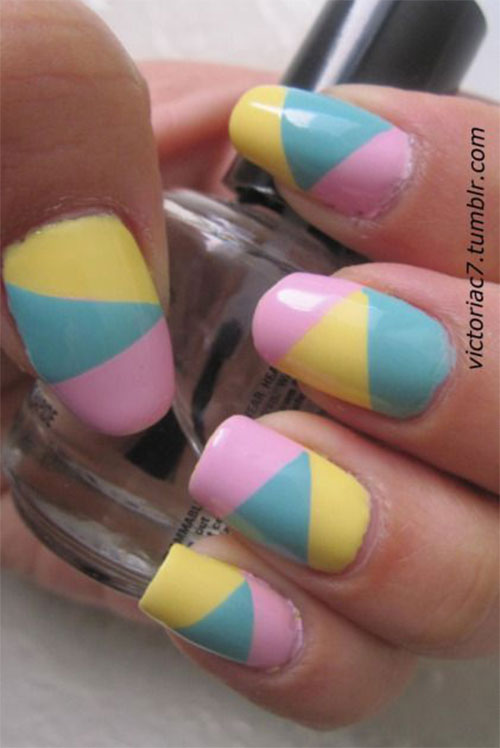 20 simple amp easy easter nails art designs amp ideas 2017