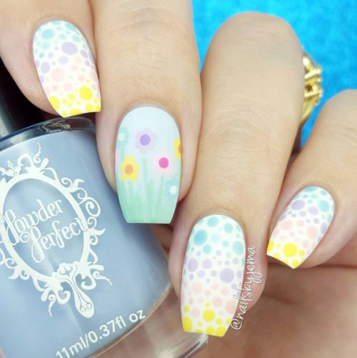 35-Best-Easter-Nail-Art-Designs-Ideas-2017- - 35 Best Easter Nail Art Designs & Ideas 2017 Fabulous Nail Art