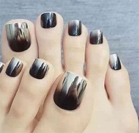 Chrome-Toe-Nails-Art-Designs-Ideas-2017-1