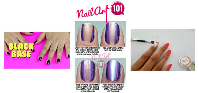 Easy-Simple-Chrome-Nail-Art-Tutorials-For-Beginners-2017-f