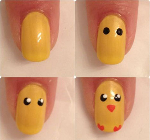 12-Easter-Nail-Art-Tutorials-For-Beginners-Learners-2017-12