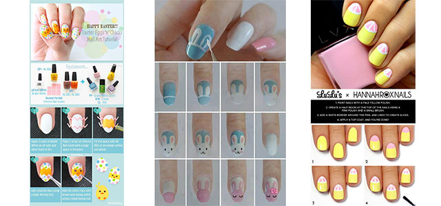 12-Easter-Nail-Art-Tutorials-For-Beginners-Learners-2017-f