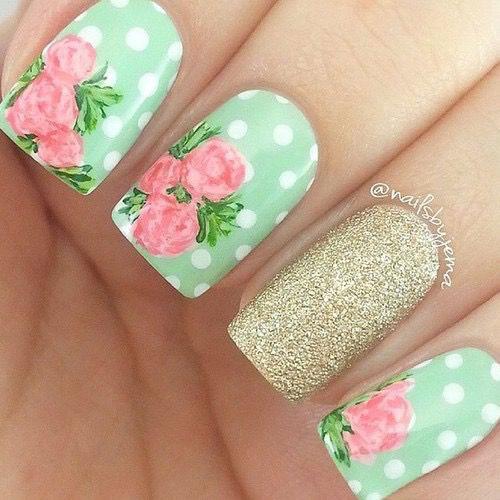 15-Pink-Floral-Nail-Art-Designs-Ideas-2017-Spring-Nails-12