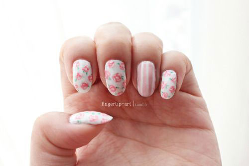 15-Pink-Floral-Nail-Art-Designs-Ideas-2017-Spring-Nails-14