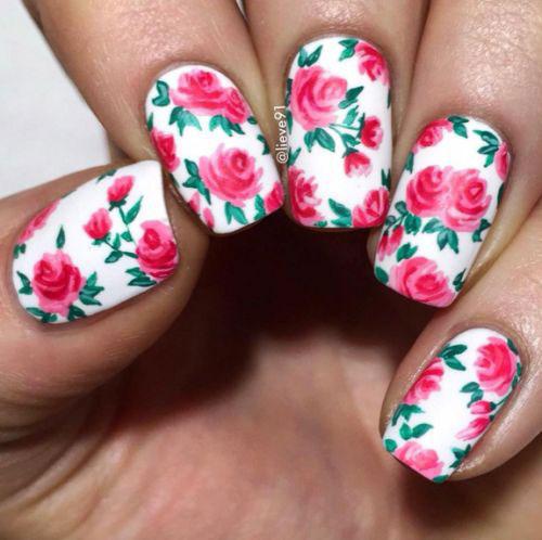 15-Pink-Floral-Nail-Art-Designs-Ideas-2017-Spring-Nails-15