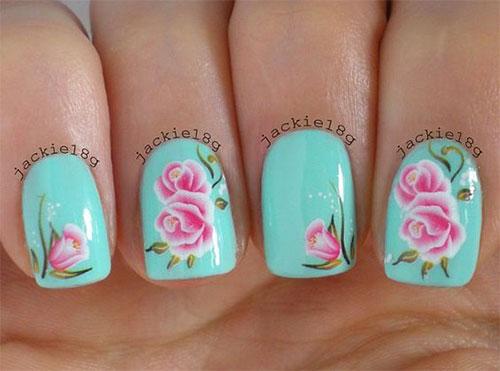 15-Pink-Floral-Nail-Art-Designs-Ideas-2017-Spring-Nails-16