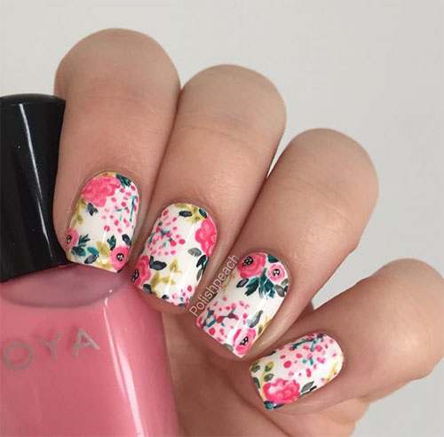 15-Pink-Floral-Nail-Art-Designs-Ideas-2017-Spring-Nails-5
