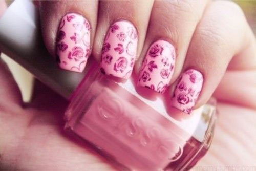 15-Pink-Floral-Nail-Art-Designs-Ideas-2017-Spring-Nails-8
