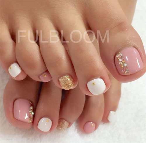 15-Spring-Toe-Nails-Art-Designs-Ideas-2017-1