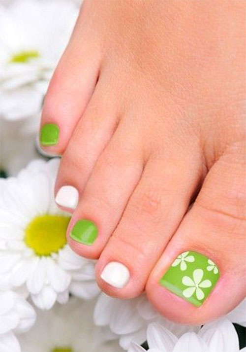 15 spring toe nails art designs amp ideas 2017 fabulous