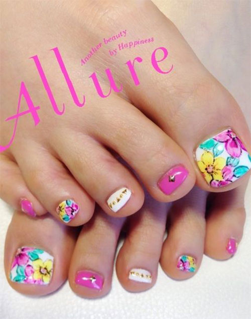 15-Spring-Toe-Nails-Art-Designs-Ideas-2017-2