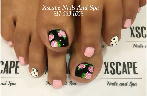 15-Spring-Toe-Nails-Art-Designs-Ideas-2017-7