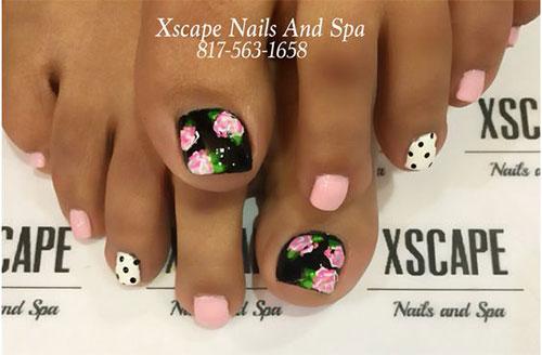 15-Spring-Toe-Nails-Art-Designs-Ideas-2017-7