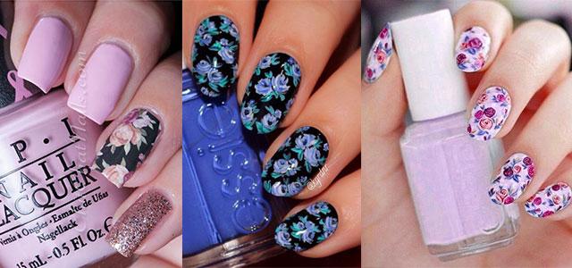 15-Vintage-Floral-Nail-Art-Designs-Ideas-2017-Spring-Nails-f