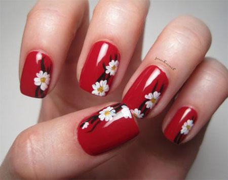 20-Cherry-Blossom-Spring-Nails-Art-Designs-Ideas-2017-16
