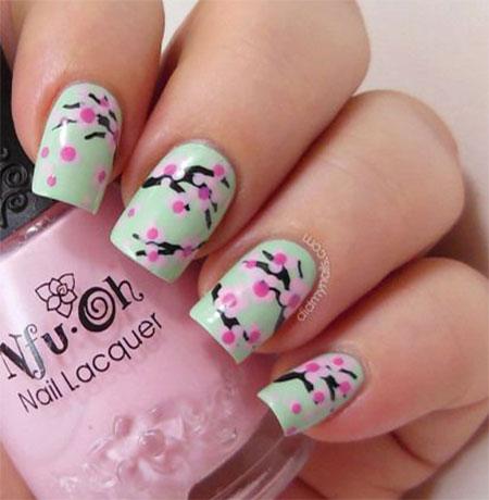 20-Cherry-Blossom-Spring-Nails-Art-Designs-Ideas-2017-3