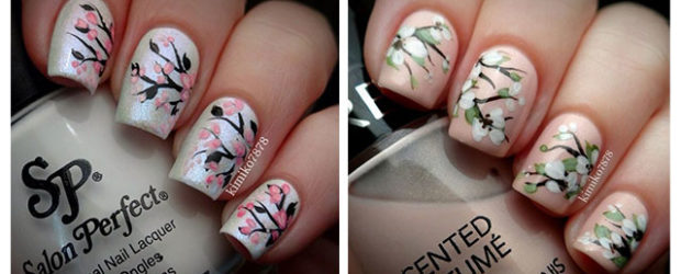 20-Cherry-Blossom-Spring-Nails-Art-Designs-Ideas-2017-f