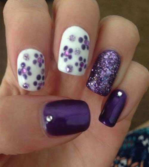 20-Simple-Easy-Spring-Nails-Art-Designs-Ideas-2017-19