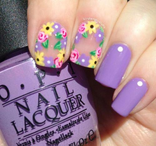 20-Simple-Easy-Spring-Nails-Art-Designs-Ideas-2017-7