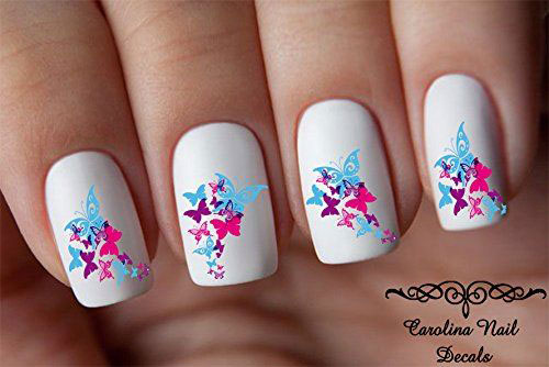 Spring-Nails-Art-Stickers-Decals-2017-5