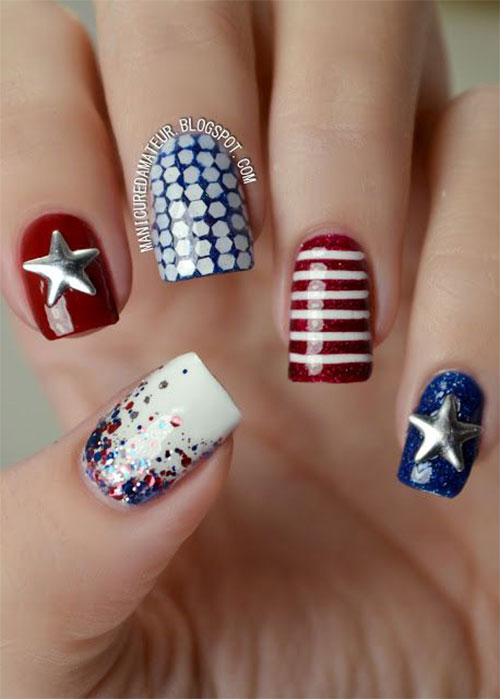 12-Awesome-4th-of-July-Acrylic-Nail-Art-Designs-Ideas-2017-8