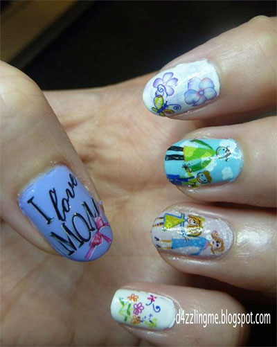 12-Mothers-Day-Nails-Art-Designs-Ideas-2017-9