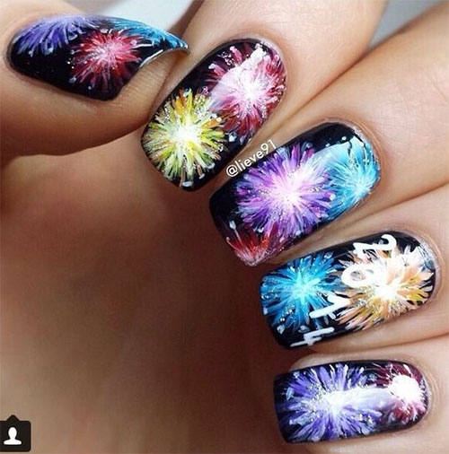 15-Amazing-4th-of-July-Fireworks-Nail-Art-Designs-Ideas-2017-12