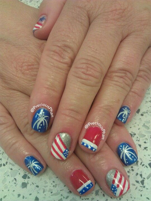 15-Amazing-4th-of-July-Fireworks-Nail-Art-Designs-Ideas-2017-2