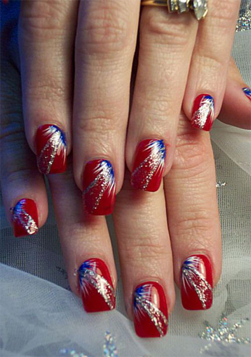 15-Amazing-4th-of-July-Fireworks-Nail-Art-Designs-Ideas-2017-3