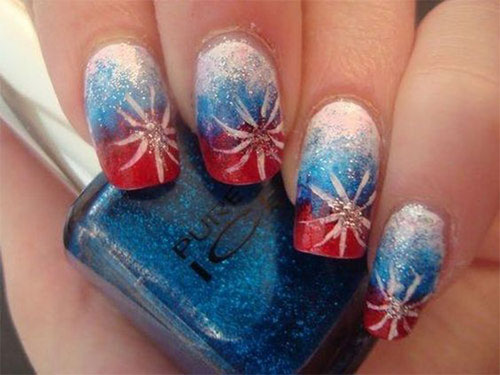 15-Amazing-4th-of-July-Fireworks-Nail-Art-Designs-Ideas-2017-8