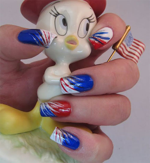 15-Amazing-4th-of-July-Fireworks-Nail-Art-Designs-Ideas-2017-9