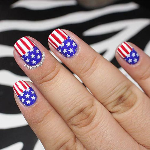15-American-Flag-Nail-Art-Designs-Ideas-2017-4th-of-July-Nails-16