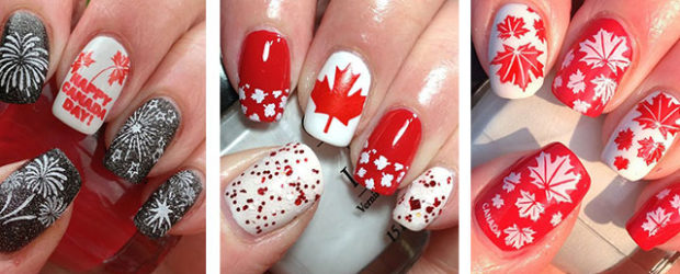 15-Canada-Day-Nails-Art-Designs-Ideas-2017-f