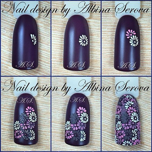 25-Easy-Simple-Spring-Nails-Art-Tutorials-For-Beginners-2017-9
