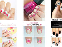 25-Easy-Simple-Spring-Nails-Art-Tutorials-For-Beginners-2017-F