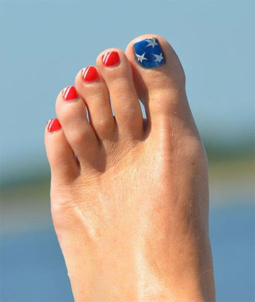 4th-of-July-Toe-Nails-Art-Designs-Ideas-2017-10