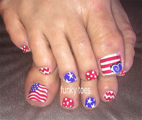 4th-of-July-Toe-Nails-Art-Designs-Ideas-2017-3