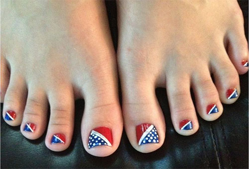 4th-of-July-Toe-Nails-Art-Designs-Ideas-2017-8