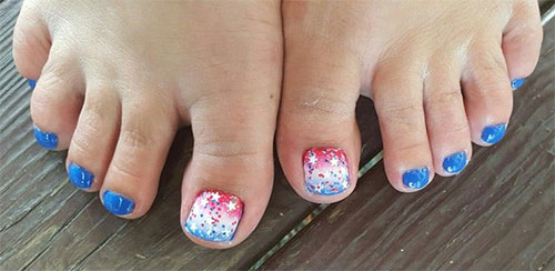 4th of july toe nails art designs ideas 2017 fabulous nail art 4th of july toe nails art designs ideas prinsesfo Image collections