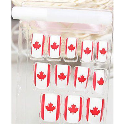 Canada-Day-Nails-Stickers-Decals-2017-2