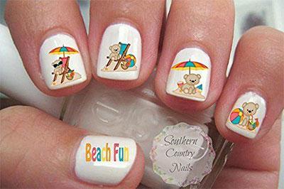 10-Summer-Nails-Art-Decals-Stickers-2017-6