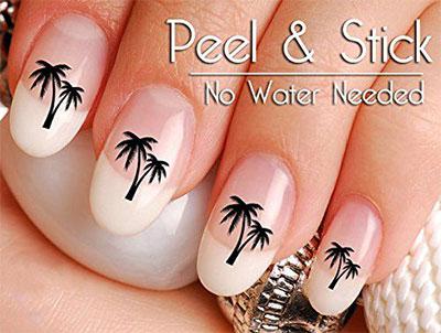 10-Summer-Nails-Art-Decals-Stickers-2017-8
