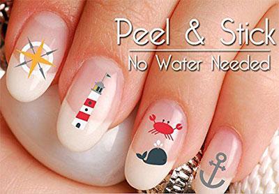 10-Summer-Nails-Art-Decals-Stickers-2017-9