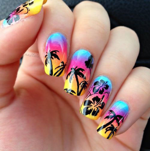 12-Summer-Gel-Nail-Art-Designs-Ideas-2017-10
