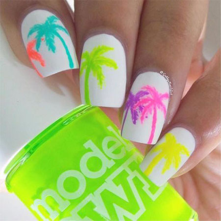 15-Neon-Summer-Nails-Art-Designs-Ideas-2017-2