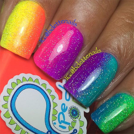 15 neon summer nails art designs ideas 2017 fabulous nail art 15 neon summer nails art designs ideas 2017 prinsesfo Choice Image