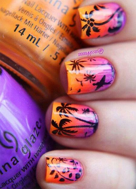 15-Neon-Summer-Nails-Art-Designs-Ideas-2017-9