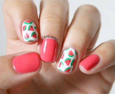 15-Simple-Easy-Summer-Nails-Art-Designs-Ideas-2017-11